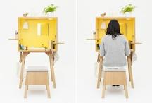 Interior Design: Workspace / by Marianne Schramm