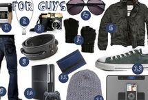 Teenage boy gifts / by Kim Monasterial