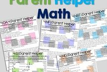 Common Core Math / Math Tips and Strategies