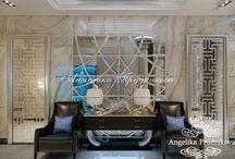Luxury интерьеры