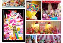 Party Ideas / by Jennifer Palasik