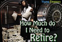 Everything Retirement / Find everything you need to know about retirement here. We want to make sure retirement isn't a scary time for you as well as make sure you understand how to have the lifestyle you want in retirement.