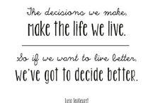 Life Coaching / Life coaching changes lives.