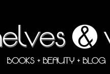 BOOKSHELVES & VANITIES
