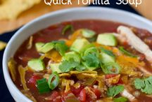 Soups/stews & chowders / by Sybil Priester-Arballo