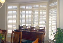 Shutters and blinds / by Emily R