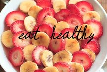 Health Nut at times  / by Ashley Abounader