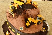 Construction Theme Birthday Party / by Sara Maida