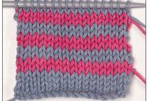 Knitting Patterns, etc...