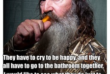 duck dynasty quotes / I just love duck dynasty