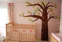 Baby's Room / Nursery / Creative ideas for decorating and accessorizing baby's nursery. / by Rachel @ Creative Homemaking