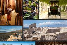 Rutas Turísticas en México / Travel Routes in Mexico