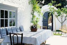 * Outdoor Living / Relaxing outside