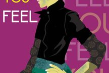 """IGB: illustrations - """"Dress As You Feel"""" Translations / Daniel Arzola """"Dress As You Feel"""" illustration translated into dozens of languages.  / by It Gets Better"""