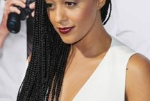 Celebs in Braids / Celebs who slayed in braids
