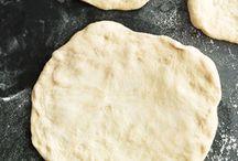 Pica, těsto