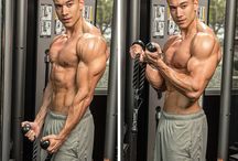 Body building workout