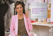 Les conseils de Cristina Cordula / Parce qu'aimer et suivre la mode c'est bien, il faut néanmoins savoir choisir ses vêtements en fonction de sa silhouette. Cristina Cordula donne son conseil mode/silhouette!