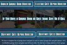 Custom Garage Doors Houston