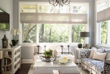 Sun Rooms / by Kathi Peters