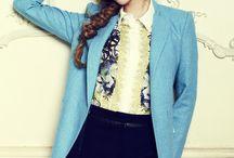 Jung Jessica wearing blazer