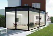 Huis PK / Verbouwing en uitbreiding van een halfopen woning / renovation and extension of a house