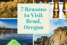 Oregon / Best of Oregon's attractions, adventures, culture, food, and accommodations