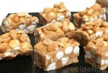 "Food:  ""Sweet Tooth"" Bars & Squares / by Tonya @ Bonfire Boutique"