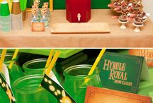 LEGEND OF ZELDA PARTY IDEAS