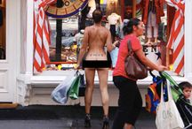 Would You Dare To Walk Around Naked