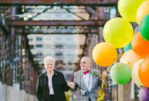 Let's grow old together / True love has no expiration date