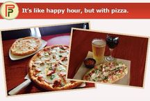 Promotions / by Flippers Pizzeria
