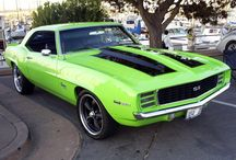 Old Trucks & Pretty Cars & Hot Motorcycles