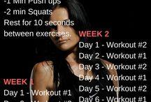 Program workout