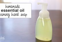 Home-made liquid soap