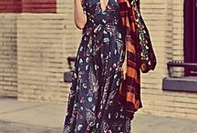 Boho style fashion / clothing that I love and wear or would like to wear