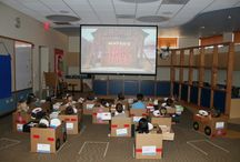 Movie Night at the Library