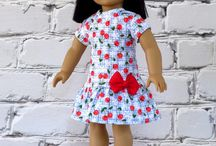 American Girl Dress Ideas / by Mary Chic