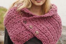 Haken shawls en accessoires