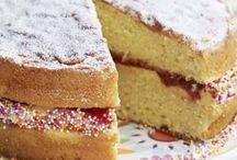 Cakey cake