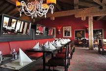 Intérieurs à Peisey-Vallandry / Retrouvez les plus beaux intérieurs de la station. Restaurants, bars, chalets...