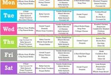 21 day fix slender size Meal plan
