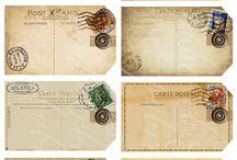 Cart Postal Travel