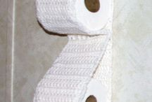 Portarotoli crochet