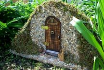 Fairy houses / by Leslie Leon-Cremeens
