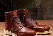 Footwear / by Sam Cusano Jr.