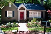 Exterior paint / by Rita Bailey