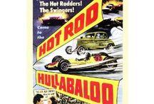 Hot Rod Hullabaloo - 1966 / by Lynne Harrison