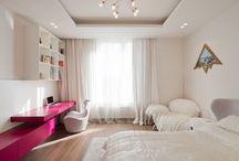 Дизайн интерьера: спальня