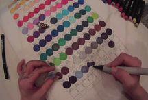 Coloring Materials Reviews